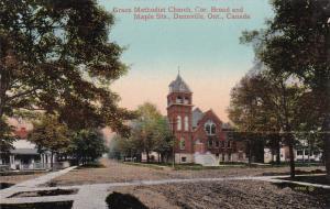 DUNNVILLE , Ontario , Canada , 00-10s ; Grace Methodist Church