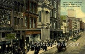 Fifth Ave. Pittsburgh PA 1912
