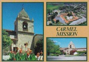 Mission San Carlos Borromeo Carmel California