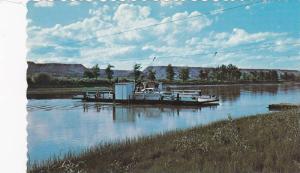 Munson Ferry, Alberta,  Canada, 40-60s