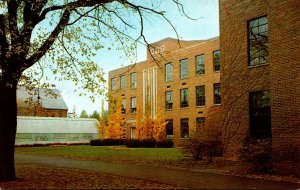 Ohio Columbus Science Hall Capital University