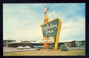 Southern Pines, North Carolina/NC Postcard, Holiday Inn, US Highway No 1