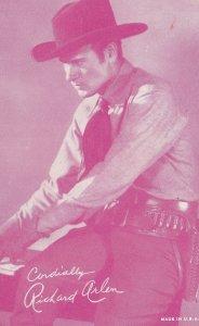 Richard Arlen , Cowboy Movie Star , 30-40s
