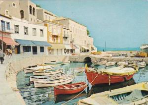 Greece Hydra Partial View