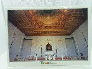 Postcard CKS Memorial Hall Taipei Taiwan China Posted