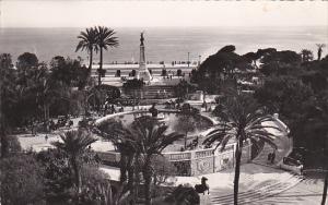 France Nice Le Theatre de Verdure Jardin Albert 1st 1956 Photo