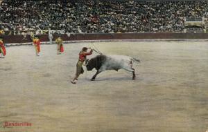 Spain bullfighting Banderillas 01.76