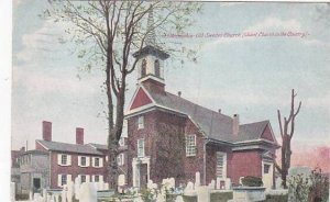 Pennsylvania Philadelphia Old Swedes Church  1918