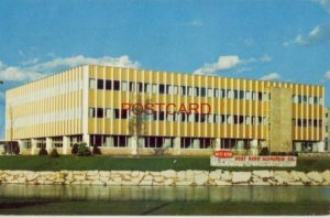1962 NEW GENERAL OFFICE BUILDING completed 1958 WEST BEND ALUMINUM CO. WISCONSIN