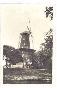 RP; Windmill , Mooi Nederland , 30-40s