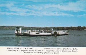 Bemus Point - Stow Ferry, 40-60s