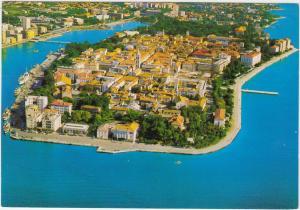 ZADAR, Croatia, unused Postcard