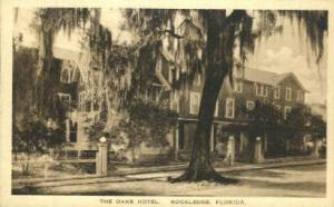 Oaks Hotel Rockledge FL Unused