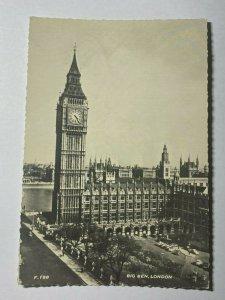 UNUSED VINTAGE  POSTCARD - BIG BEN LONDON    (KK2103)