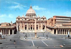 St Peter's Square -