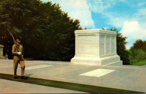 Virinia Arlington National Cemetery Tomb Of The Unknow