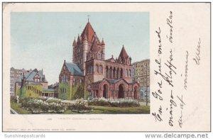 Trinity Church Boston Massachusetts