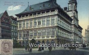 Anvers, Belgium, België, la Belgique, Belgien I'Hotel de Ville  I'Hotel de V...