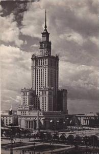 RP, Palac Kultury, Warszawa, Poland, 1920-1940s