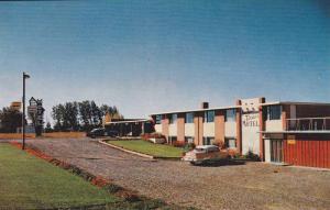 Kenyan Terrace Motel, Lethbridge, Alberta, Canada, 1940-1960s