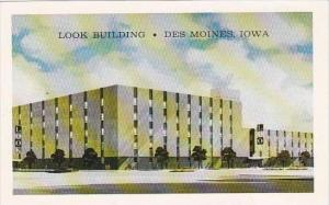 Iowa Des Moines Look Building