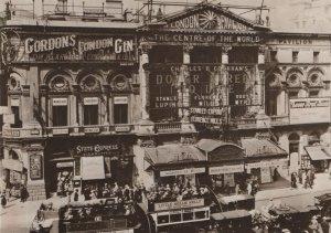 London Pavilion Theatre Charles Cochran Show in 1923 Postcard