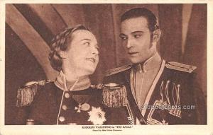 Rudolph Valentino in The Eagle Movie Star Actor Actress Film Star Postcard, O...