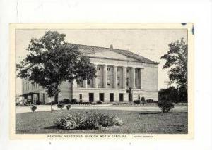 Memorial Auditorium, Raleigh, North Carolina, 20-40s