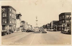 RP; ROME , Georgia , 1930-40s ; Broad Street