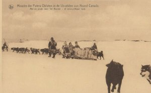 Eskimo & Indian Missions , Canada , 1910s ; View #16