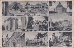 RP; 9-Views of HUNGARY; Szekesfegervari Reszletek, 1930s