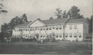 RALEIGH , NC, 1940-1960's; The Colonial Pines Hotel