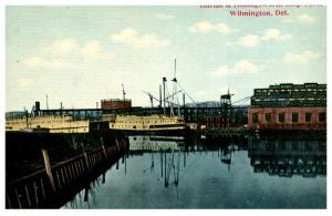 Delaware  Wilmington ,Harlan & Hollingsworth Ship Yard