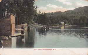 Echo Lake, Warrensburgh, New York, PU-1908