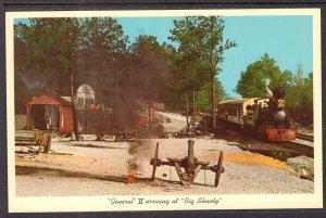 General II Arriving at Big Shanty,Stone Mountain,GA