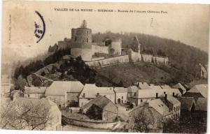 CPA Vallée de la Meuse - HIERGES - Ruines de l'ancien Chateau Fort (224448)