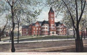 Indiana Terre Haute Indiana State Normal School 1909