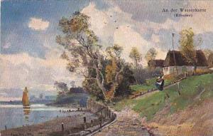 Am Der Wasserkante (Elbufer), Germany, 1900-1910s