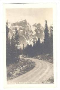 RP; Roadway to Moraine Lake, Alberta, Canada, 10-20s