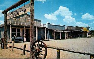 Kansas Abilene Old Abilene Town Texas Street