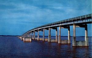 SC - Santee River and Lake Marion, Bridge
