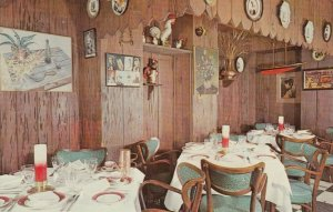 Washington, D.C., 50-60s : Le Bistro Restaurant Parisien