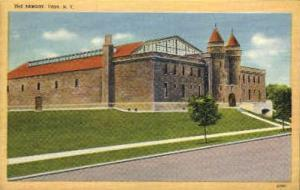 The Armory Troy NY Unused