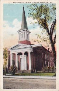 West Virginia Charles Town Presbyterian Church 1929