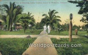 Camp Overton Island of Mindanao Philippines 1912