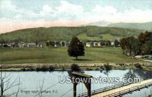 Bridge Gorham NH Unused
