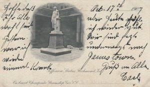 RICHMOND , Virginia ,1901-07 ; Jefferson Statute