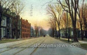 Genesee Street Utica NY 1914