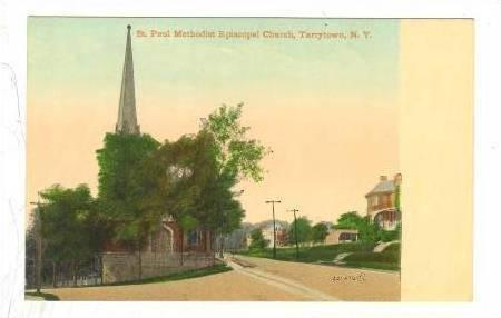 St. Paul Methodist Episcopal Church,Tarrytown, New York, 00-10s