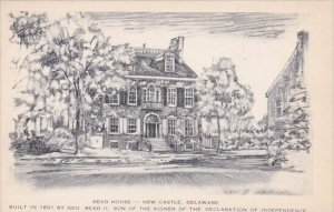 Read House New Castle Delaware